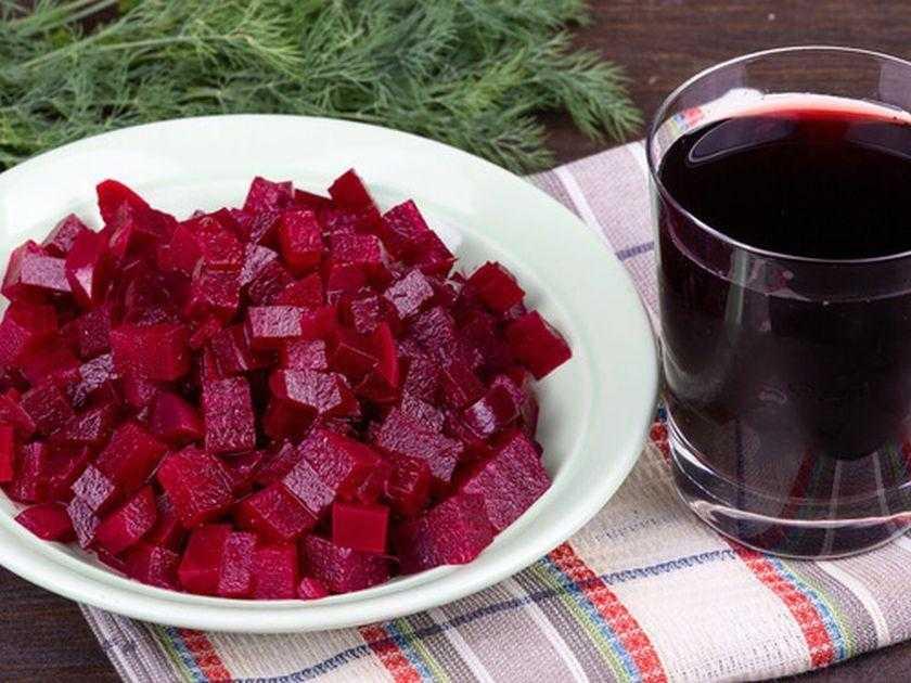 Cure o fígado e purifique o sangue com beterraba 1q