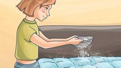 Saiba o que acontece se você colocar bicarbonato de sódio no seu colchão 00