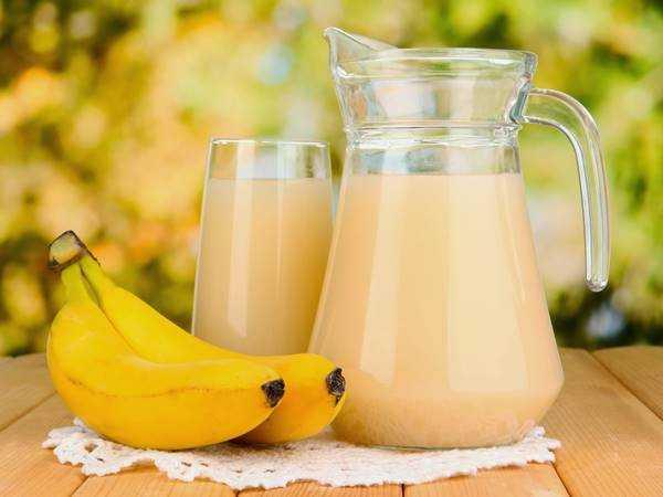 A bebida mágica de banana: elimina gorduras, desintoxica o corpo e aumenta a boa disposição