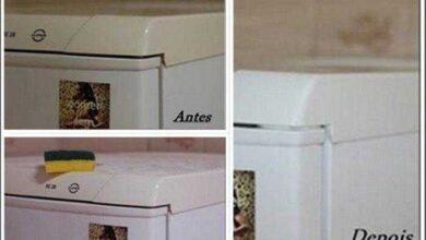 Foto de Como branquear eletrodomésticos amarelados com receita simples
