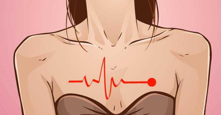 O infarto se manifesta de maneira diferente nas mulheres