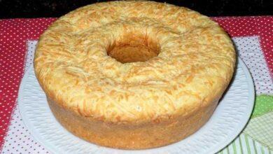 Foto de Receita de bolo pão de queijo