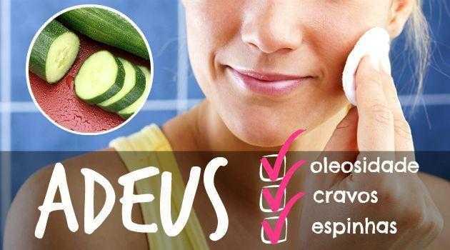 Reduz a oleosidade do rosto com essa loção caseira de pepino