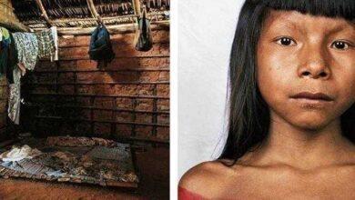 Foto de 15 fotos impactantes mostrando as condições em que crianças dormem ao redor do mundo