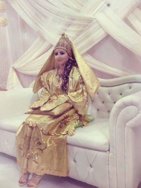 9 rituais assustadores de casamentos africanos 8