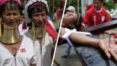 5 rituais religiosos bem macabros DD