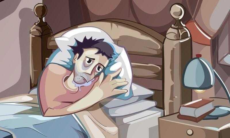 7 Graves efeitos de não dormir o suficiente