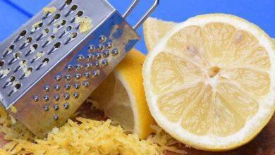 7 Incríveis usos da casca de limão