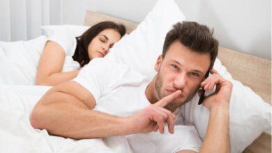 Foto de 7 sinais revelando que o seu parceiro é um grande mentiroso
