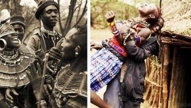 9 rituais assustadores de casamentos africanos