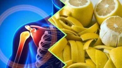 Foto de A casca de limão vai eliminar suas dores nas costas e articulações