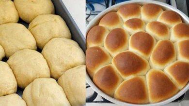 Como fazer Pão de Leite Caseiro 0s