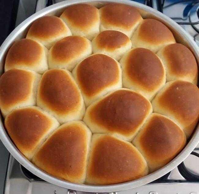 Como fazer pãozinho caseiro r