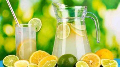 Como preparar um suco de limão para diminuir a pressão arterial f
