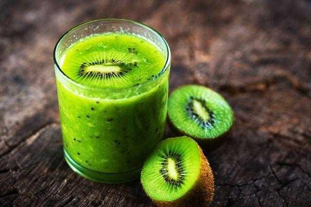 Foto de 5  benefícios do suco de kiwi incríveis