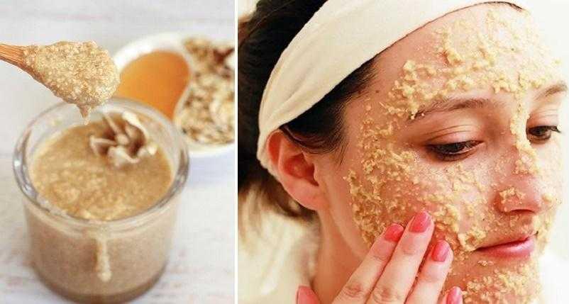 Receita de máscara caseira para combater a oleosidade da pele