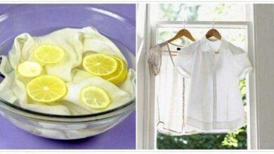 Truques simples para as roupas ficarem sem manchas e com um branco incrível