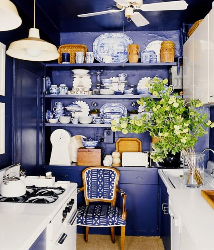 Inspiração para montar cozinhas pequenas e funcionais