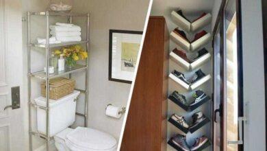 Foto de 19 ideias que vão te ajudar a aproveitar melhor o espaço de casa