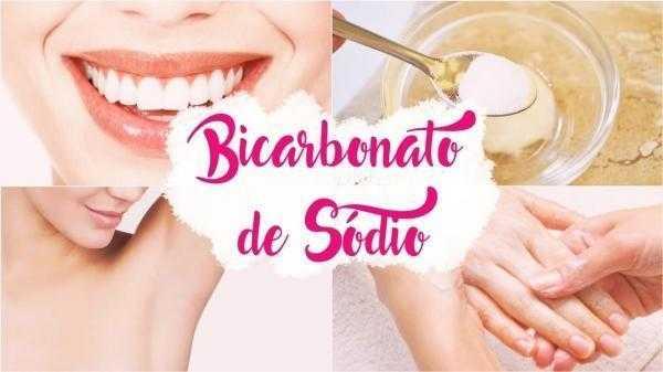 7 dicas de beleza com bicarbonato de sódio que vão te encantar