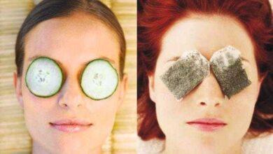 Foto de 7 remédios caseiros para tratar olheiras e bolsas dos olhos