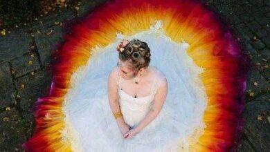 Foto de Essa mulher levou 61 horas para projetar um vestido incrível