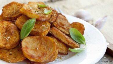 Foto de Como fazer batata doce assada e temperada