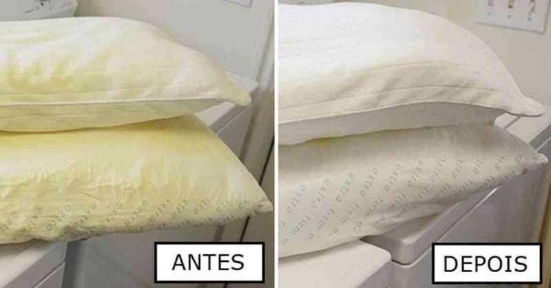 Como Limpar Travesseiros com Bicarbonato
