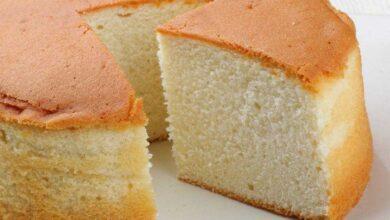 Foto de Receita de bolo de pão de Ló