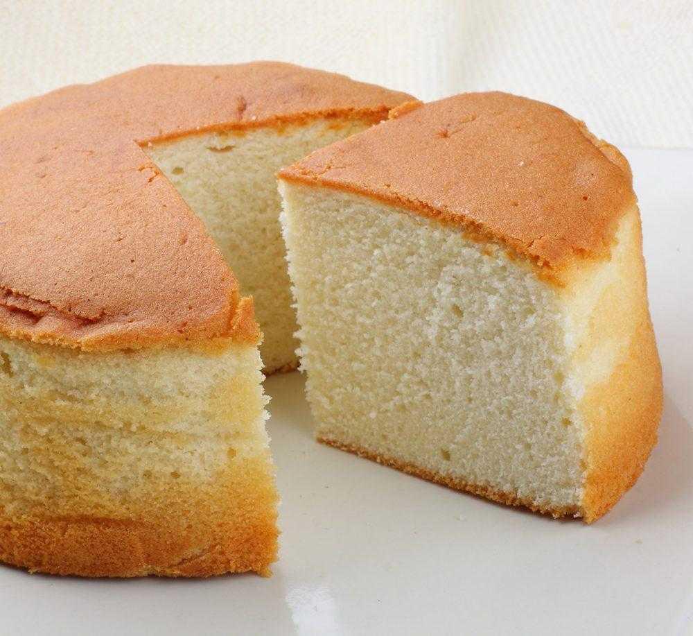 Receita de bolo de pão de Ló