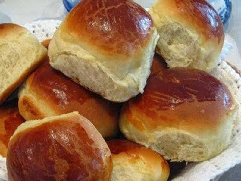 Receita de pão de batata pratico