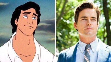 10 pessoas que são a cara de personagens de filmes animados