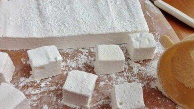 Como fazer marshmallow em casa