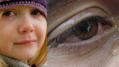 Estudo revela que pessoas que choram são mais fortes