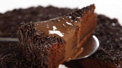 Foto de Receita de deliciosa tarte de brigadeiro