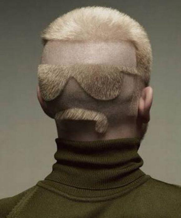 10 cortes de cabelo mais bizarros de todos os tempos