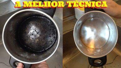 6 formas de limpar uma panela queimada