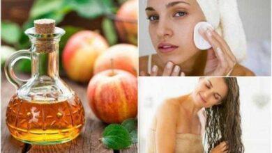8 Usos incríveis do vinagre de maçã