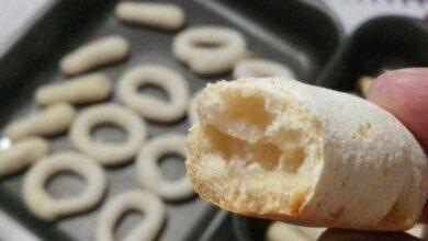 Biscoito de Polvilho Azedo