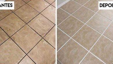 Foto de Como limpar azulejos de forma fácil