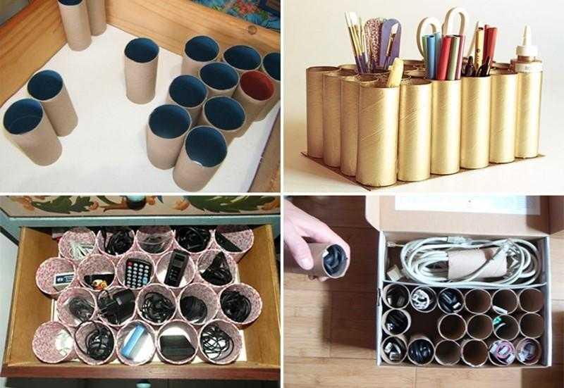 Como reciclar rolos de papel higiênico