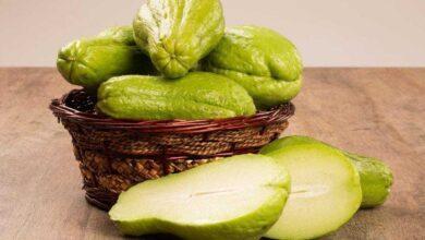 Foto de Benefícios de comer chuchu todos os dias