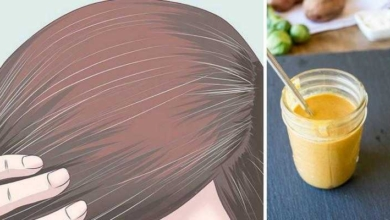 Como eliminar os cabelos brancos naturalmente