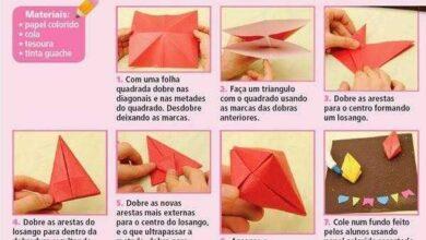 Como fazer balão com papel incríveis