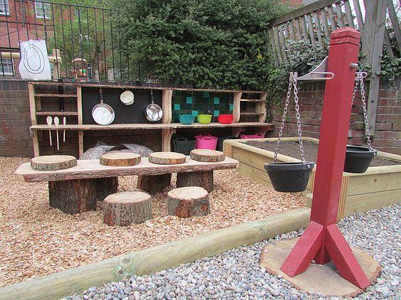 20 ideias de parquinho para o quintal de casa