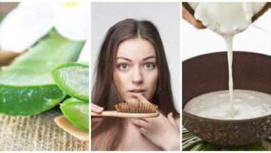 6 remédios caseiros que vão te ajudar a prevenir a queda de cabelo