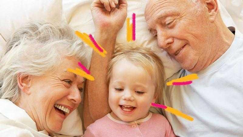 Cuidar de netos ajuda a prevenir a demência