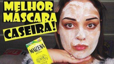 Foto de Máscaramultifuncional de maisena para eliminar manchas e rugas