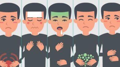 Reconheça os primeiros sintomas da apendicite