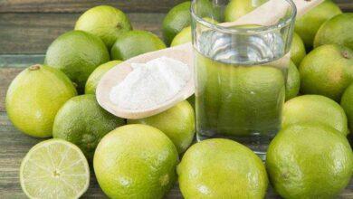 Benefícios da mistura de bicarbonato com limão para a saúde